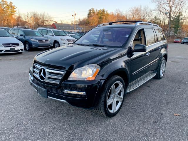 Mercedes-Benz Gl 550 4Ma