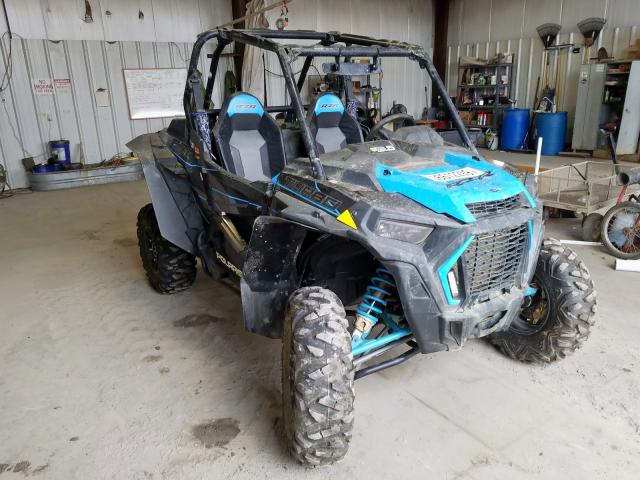 Salvage cars for sale from Copart Duryea, PA: 2019 Polaris RZR XP Turbo