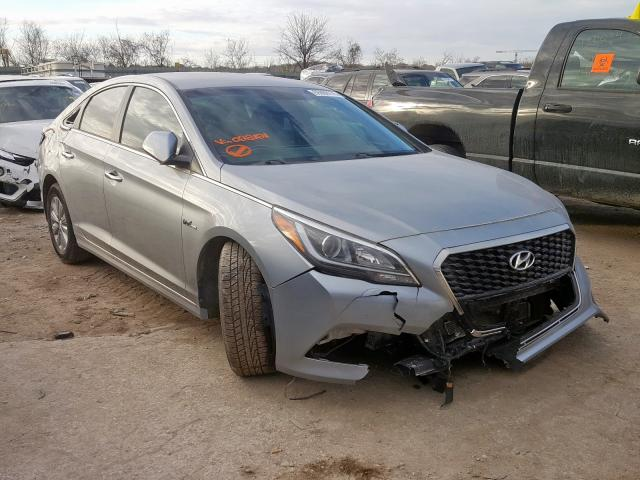 2016 Hyundai Sonata Hybrid for sale in Oklahoma City, OK