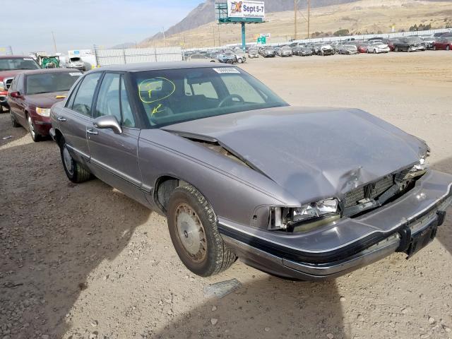 1996 Buick Lesabre >> 1996 Buick Lesabre Cu For Sale At Copart Farr West Ut Lot