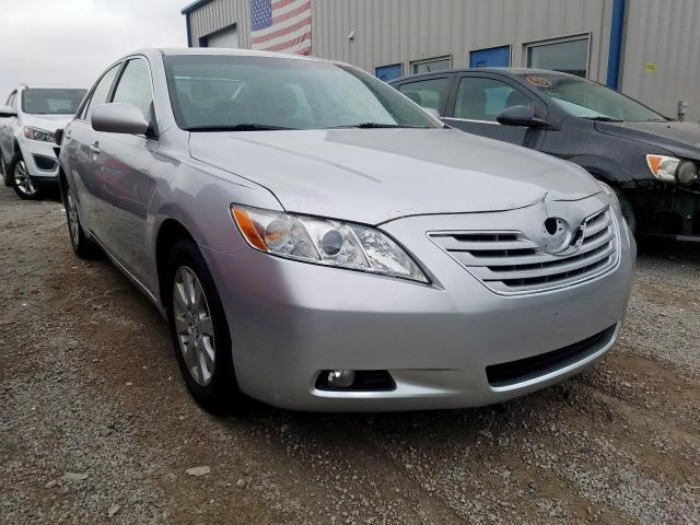 Salvage 2009 Toyota CAMRY BASE for sale
