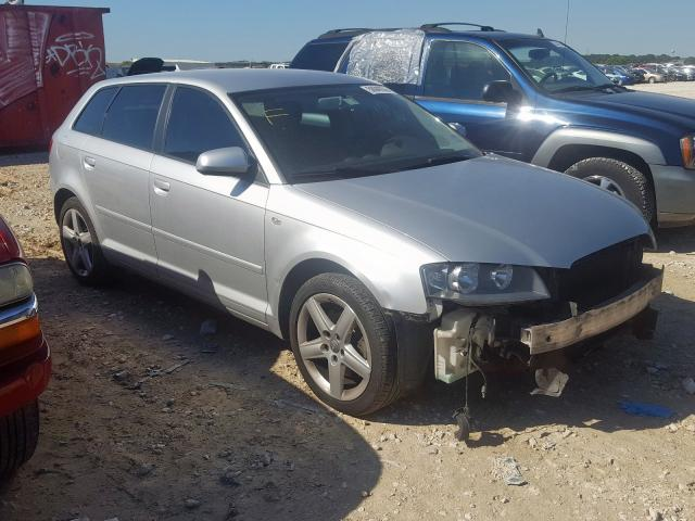Salvage 2007 Audi A3 2 for sale