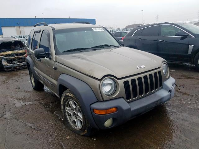 2003 Jeep Liberty SP for sale in Woodhaven, MI