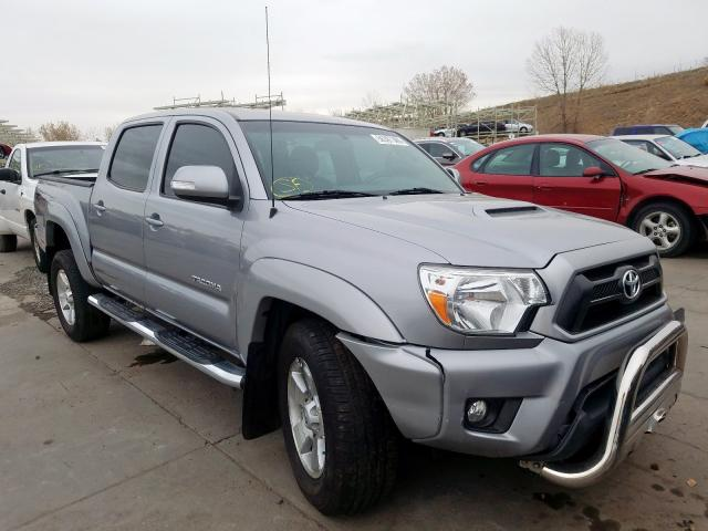 Toyota Tacoma DOU salvage cars for sale: 2014 Toyota Tacoma DOU