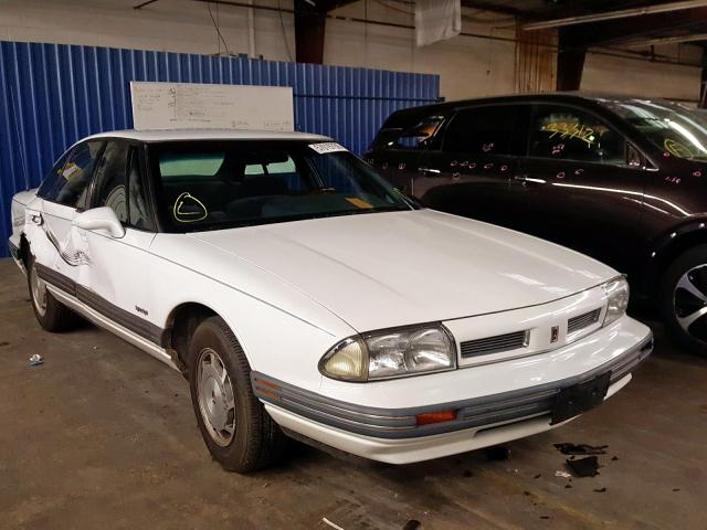 Oldsmobile salvage cars for sale: 1993 Oldsmobile 88 Royale