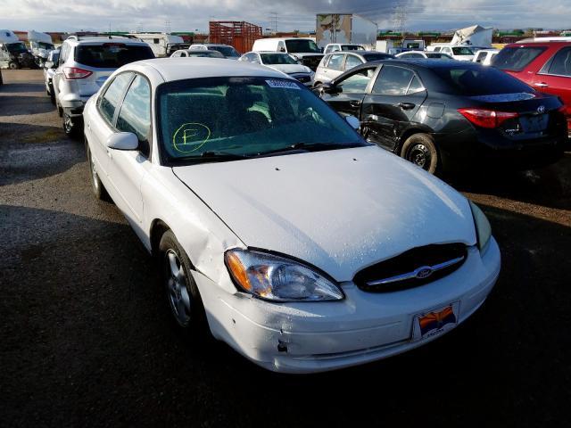 2001 Ford Taurus Ses 3.0L