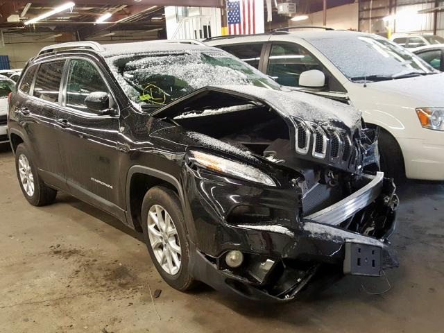Jeep Cherokee L salvage cars for sale: 2018 Jeep Cherokee L
