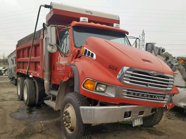 2001 International 4000 4700 en venta en Woodhaven, MI