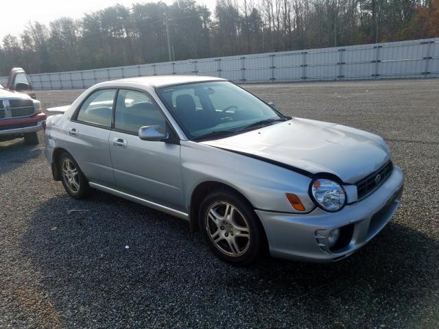 Subaru 2.5 Rs For Sale >> 2002 Subaru Impreza Rs 2 5l 4 For Sale In Fredericksburg Va Lot 56083179