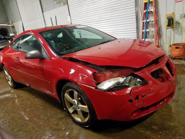 Salvage 2006 Pontiac G6 GTP for sale