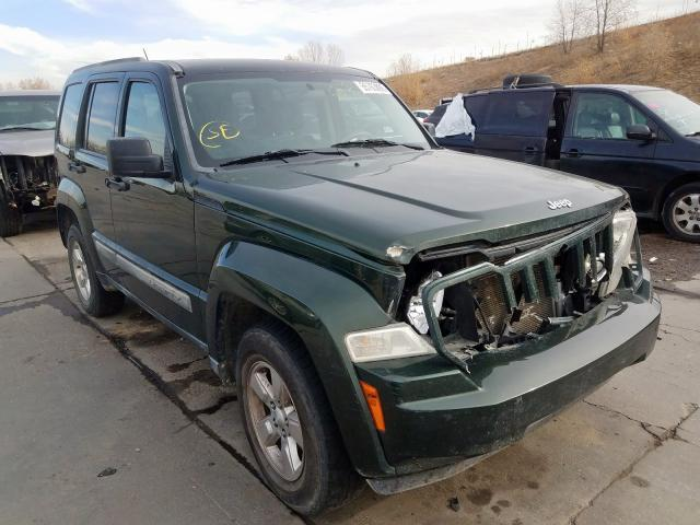 Jeep Liberty SP salvage cars for sale: 2012 Jeep Liberty SP