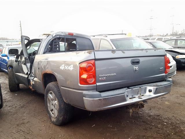2005 Dodge Dakota Slt >> 2005 Dodge Dakota Slt 4 7l 8 For Sale In Elgin Il Lot 56655159
