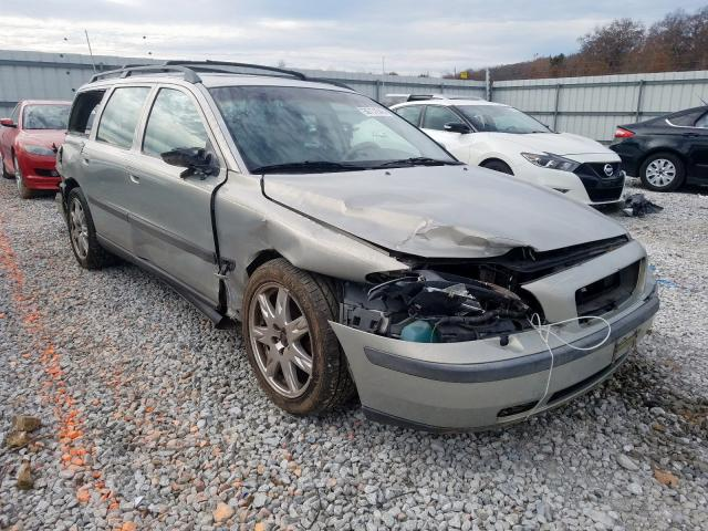 Volvo salvage cars for sale: 2001 Volvo V70 T5 Turbo