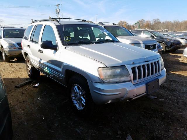 2004 Jeep Grand Cher 4.0L