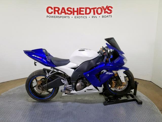 2004 Kawasaki Ninja Zx 1 4 For Sale In Dallas Tx Lot 45356509