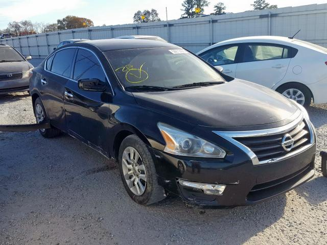 Salvage cars for sale from Copart Loganville, GA: 2015 Nissan Altima 2.5