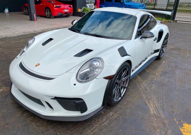 2019 Porsche 911 Gt3 Rs 40l 6 For Sale In Miami Fl Lot 57564479