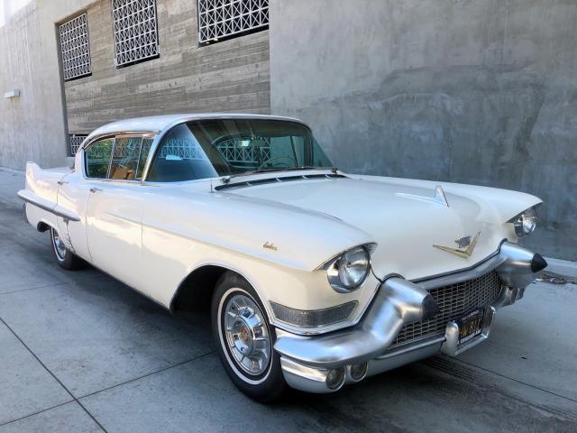 1957 Cadillac Sedan Devi