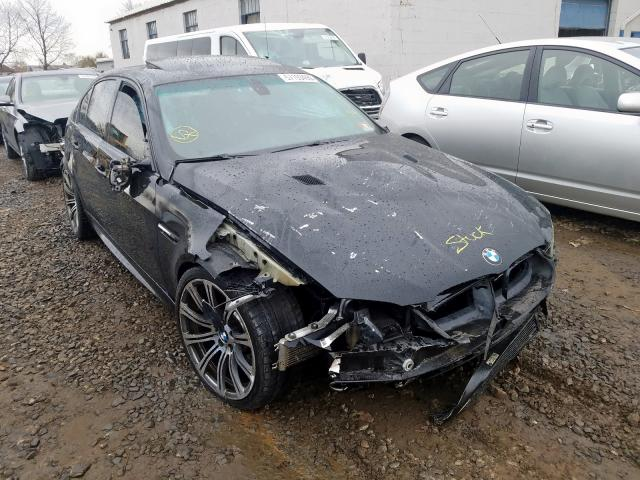 BMW M3 salvage cars for sale: 2009 BMW M3