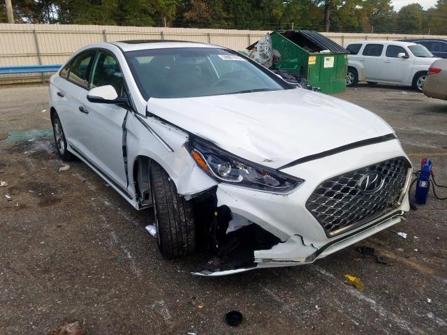Salvage 2019 Hyundai SONATA LIM for sale