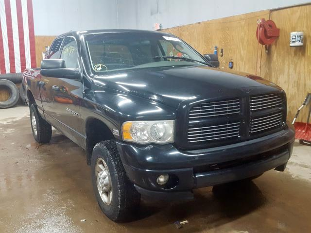 2003 Dodge RAM 2500 S for sale in Kincheloe, MI