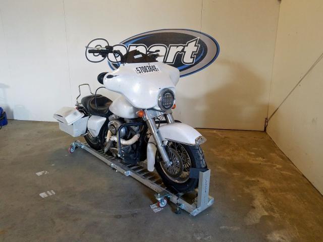 Salvage 2008 Harley-Davidson FLHX for sale