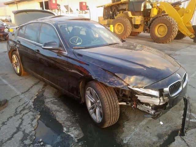 BMW salvage cars for sale: 2017 BMW 330 I