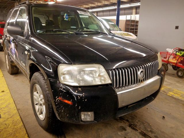 Salvage 2007 Mercury MARINER HE for sale