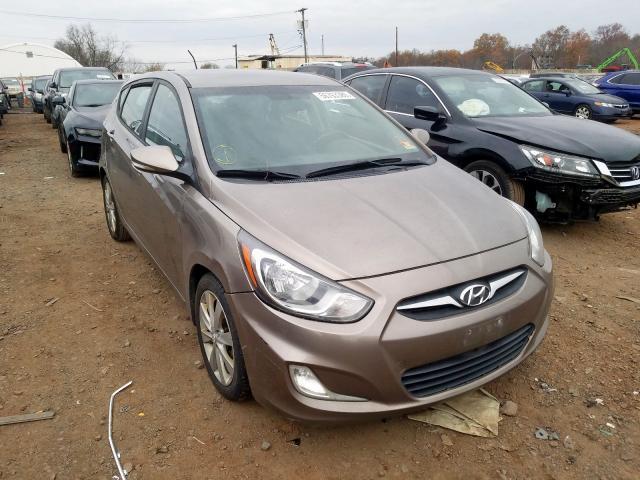 2013 Hyundai Accent Gls 1.6L