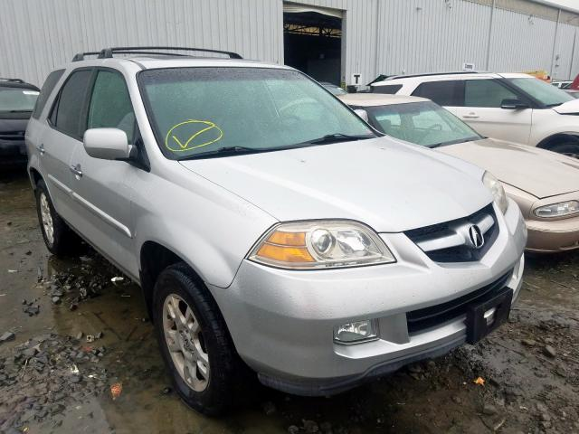 photo ACURA MDX TOURING 2006