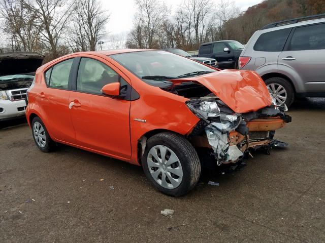 2013 Toyota Prius C for sale in Ellwood City, PA