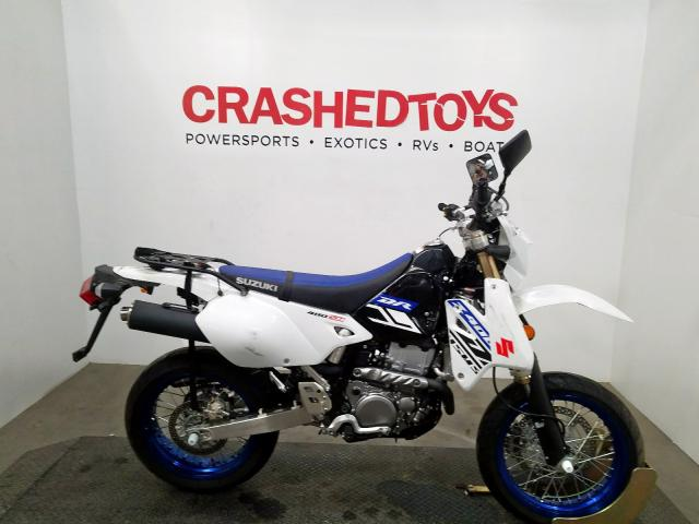 Suzuki salvage cars for sale: 2019 Suzuki DR-Z400 SM