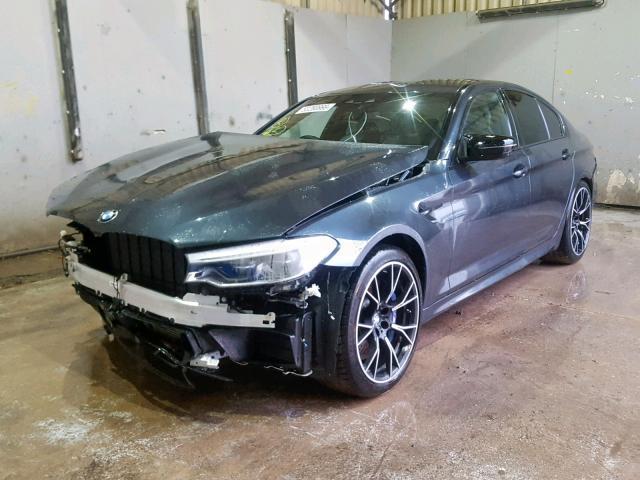 BMW M5 COMPETI - 2019 rok