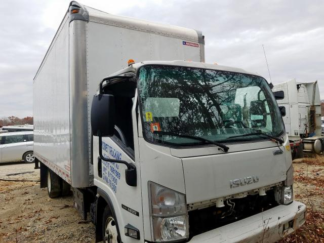 Isuzu NQR salvage cars for sale: 2018 Isuzu NQR
