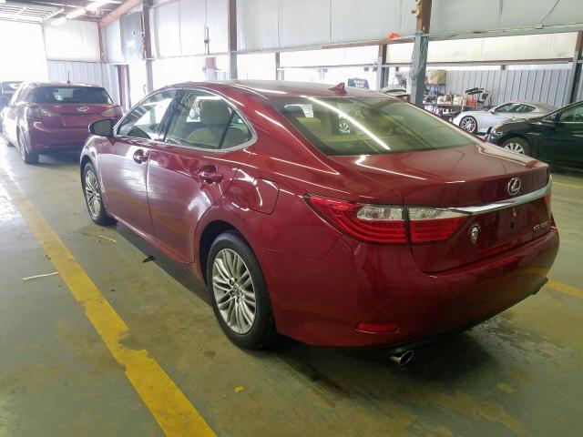 2014 Lexus ES | Vin: JTHBK1GG0E2150938