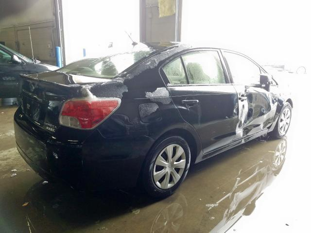 2016 Subaru IMPREZA   Vin: JF1GJAA65GH013932