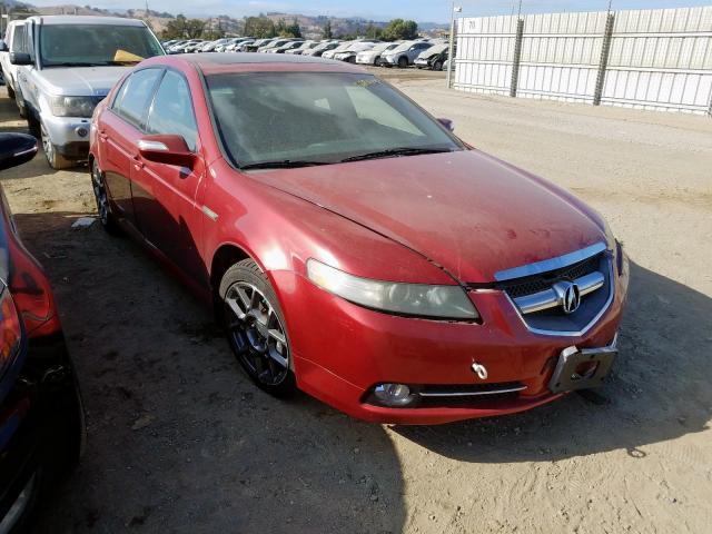 2007 Acura Tl Type S 3 5l 6 For Sale In San Martin Ca Lot 56968859