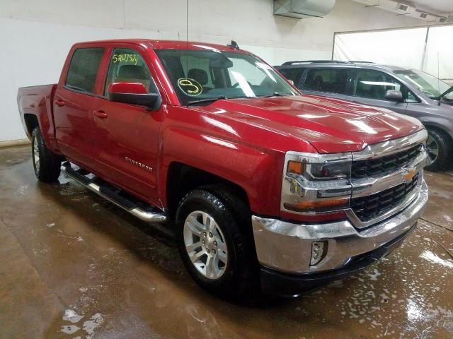 2018 Chevrolet Silverado for sale in Davison, MI