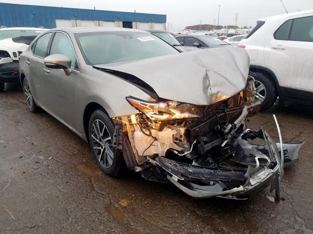Lexus salvage cars for sale: 2017 Lexus ES 350