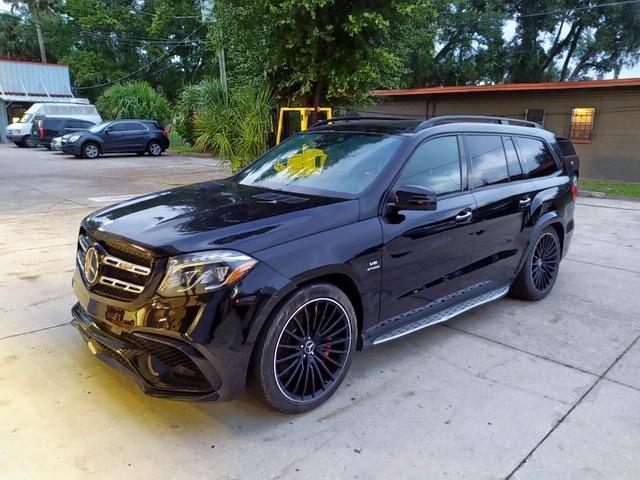 Mercedes Gls Amg >> 2017 Mercedes Benz Gls 63 Amg 5 5l 8 For Sale In Florence Ms Lot 57530349