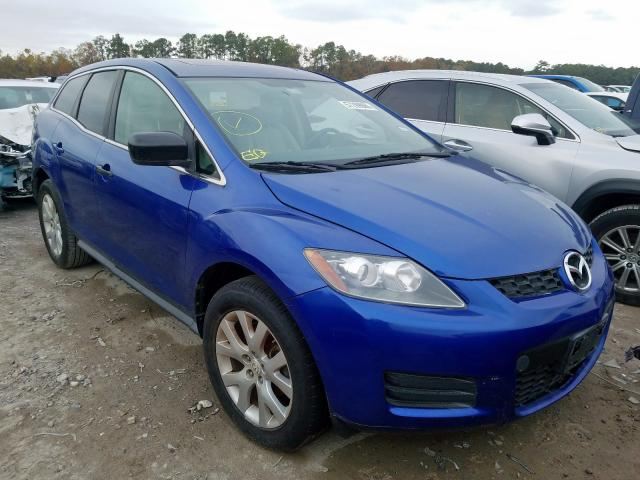 Salvage cars for sale from Copart Houston, TX: 2007 Mazda CX-7