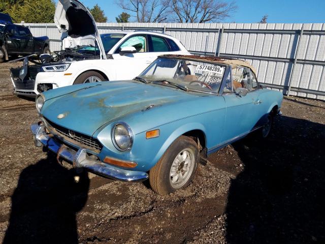 1974 FIAT  ALL MODELS
