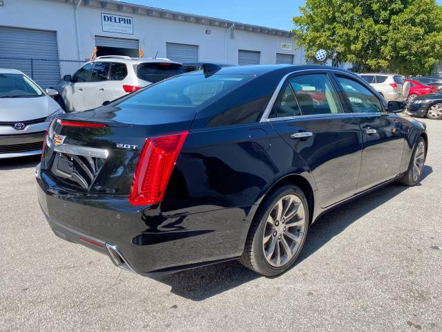 2019 Cadillac Cts Luxury 2.0L