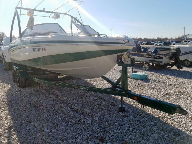 Salvage cars for sale from Copart Rogersville, MO: 2006 Tahoe Q6 Boat