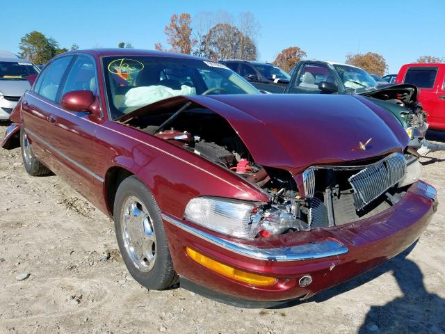 Buick salvage cars for sale: 2000 Buick Park Avenue