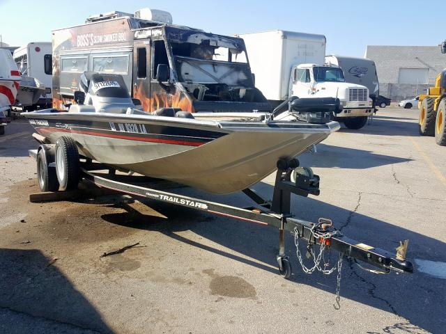 Salvage 2003 Basm PRO 17 for sale