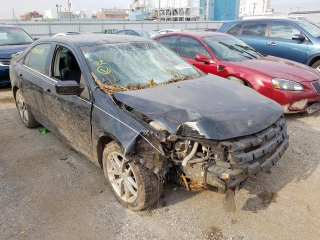 2012 Ford Fusion Sel 2.5L