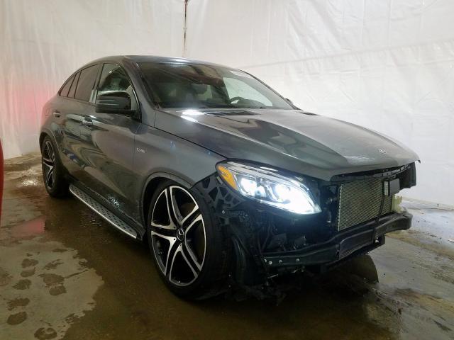 Gle Coupe For Sale >> Prodazha 2019 Mercedes Benz Gle Coupe 3 0l 6 V Central Square Ny Lot 57860249