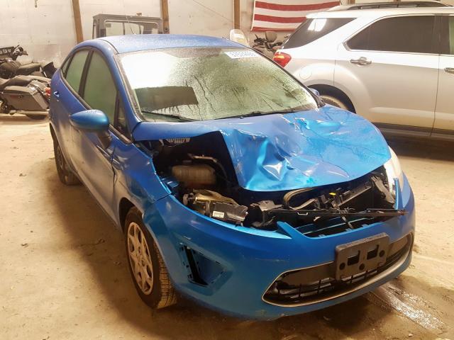 2012 Ford Fiesta Se 1.6L