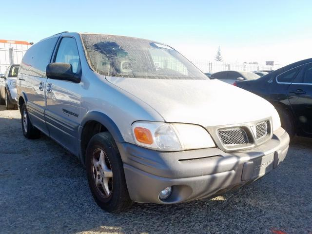Pontiac Trans Sport salvage cars for sale: 1997 Pontiac Trans Sport